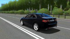 Honda Accord (1.5.9) - City Car Driving мод (изображение 3)