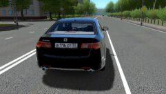 Honda Accord (1.5.9) - City Car Driving мод (изображение 4)