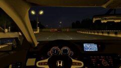 Honda Accord (1.5.9) - City Car Driving мод (изображение 6)