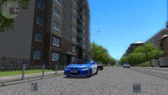 Honda Civic Si 2013 (1.5.9) - City Car Driving мод (изображение 3)