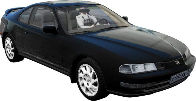 Honda Prelude 2.2 Si VTEC 1994 (1.5.9) - City Car Driving мод