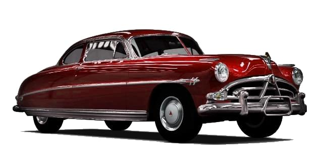 Hudson Hornet (1.5.9) - City Car Driving мод