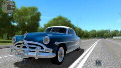 Hudson Hornet (1.5.9) - City Car Driving мод (изображение 3)
