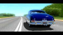 Hudson Hornet (1.5.9) - City Car Driving мод (изображение 6)