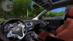 Hyundai ix35 2.0 D 4WD (1.5.9) - City Car Driving мод (изображение 3)