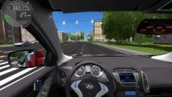 Hyundai ix35 2.0 D 4WD (1.5.9) - City Car Driving мод (изображение 5)