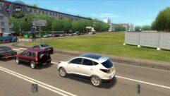 Hyundai ix35 2.0 D 4WD (1.5.9) - City Car Driving мод (изображение 6)