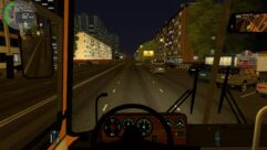 Ikarus 260 (1.5.9) - City Car Driving мод (изображение 5)