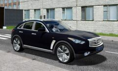 Infiniti FX50S (1.5.9) - City Car Driving мод
