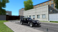 Infiniti FX50S (1.5.9) - City Car Driving мод (изображение 2)