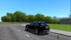 Infiniti FX50S (1.5.9) - City Car Driving мод (изображение 3)