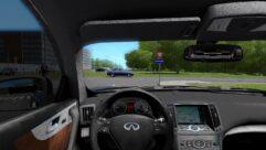 Infiniti FX50S (1.5.9) - City Car Driving мод (изображение 4)