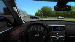 Infiniti QX56 (1.5.9) - City Car Driving мод (изображение 4)