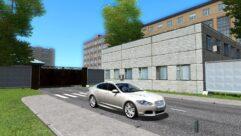 Jaguar XFR (1.5.9) - City Car Driving мод (изображение 2)