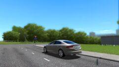 Jaguar XFR (1.5.9) - City Car Driving мод (изображение 3)