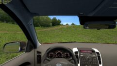 Kia Ceed 2011 (1.5.9) - City Car Driving мод (изображение 5)