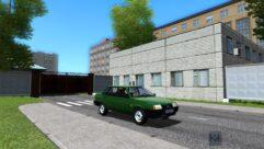 LADA 21099 (1.5.9) - City Car Driving мод (изображение 2)