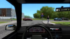LADA 21099 (1.5.9) - City Car Driving мод (изображение 4)