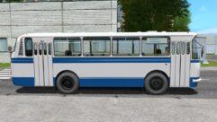 LAZ 695 (1.5.9) - City Car Driving мод (изображение 2)