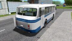 LAZ 695 (1.5.9) - City Car Driving мод (изображение 3)
