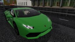 Lamborghini Huracan LP 610-4 (1.5.9) - City Car Driving мод