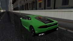 Lamborghini Huracan LP 610-4 (1.5.9) - City Car Driving мод (изображение 3)