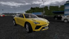 Lamborghini Urus (1.5.9) - City Car Driving мод (изображение 3)