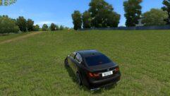 Lexus GS 350 F Sport (1.5.9) - City Car Driving мод (изображение 2)