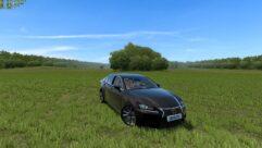 Lexus GS 350 F Sport (1.5.9) - City Car Driving мод (изображение 3)