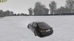 Lexus GS 350 F Sport (1.5.9) - City Car Driving мод (изображение 5)