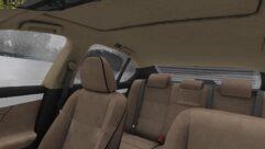 Lexus GS 350 F Sport (1.5.9) - City Car Driving мод (изображение 8)