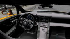 Lexus LF-A Nurburgring Edition (1.5.9) - City Car Driving мод (изображение 5)