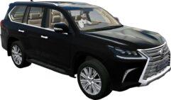Lexus LX570 2017 (1.5.9) - City Car Driving мод