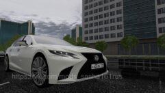 Lexus LS 500 (1.5.9) - City Car Driving мод (изображение 2)