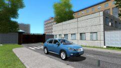 Lexus RX450H (1.5.9) - City Car Driving мод (изображение 2)