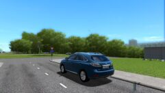 Lexus RX450H (1.5.9) - City Car Driving мод (изображение 3)