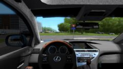 Lexus RX450H (1.5.9) - City Car Driving мод (изображение 4)