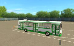 Liaz 5256.26 (1.5.9) - City Car Driving мод (изображение 4)
