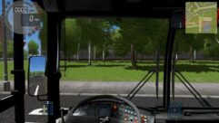 MAN SD202 D92 (1.5.9) - City Car Driving мод (изображение 2)