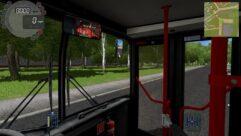 MAN SD202 D92 (1.5.9) - City Car Driving мод (изображение 3)