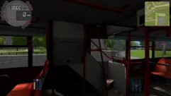 MAN SD202 D92 (1.5.9) - City Car Driving мод (изображение 6)