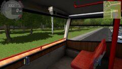 MAN SD202 D92 (1.5.9) - City Car Driving мод (изображение 8)