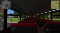 MAN SD202 D92 (1.5.9) - City Car Driving мод (изображение 9)