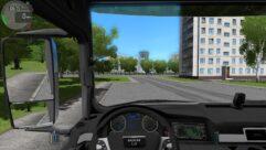 MAN TGS (1.5.9) - City Car Driving мод (изображение 7)