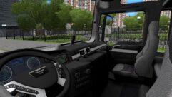 MAN TGS (1.5.9) - City Car Driving мод (изображение 8)