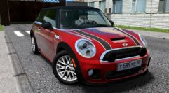 MINI John Cooper Works (1.5.9) - City Car Driving мод