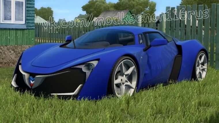 Marussia B2 (1.5.9) - City Car Driving мод