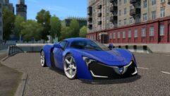 Marussia B2 (1.5.9) - City Car Driving мод (изображение 2)
