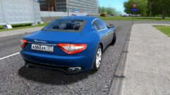 Maserati GranTurismo (1.5.9) - City Car Driving мод (изображение 3)