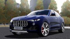 Maserati Levante S 2017 (1.5.9) - City Car Driving мод